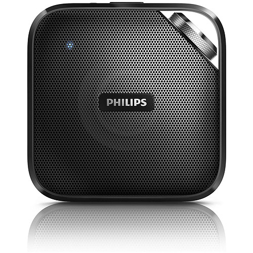 Philips Bluetooth Wireless Portable Speaker, BT2500B/37