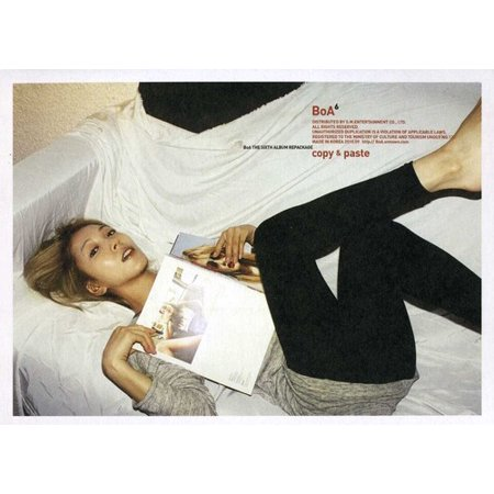 Boa - Copy & Paste (6th Album Repackage) [CD]