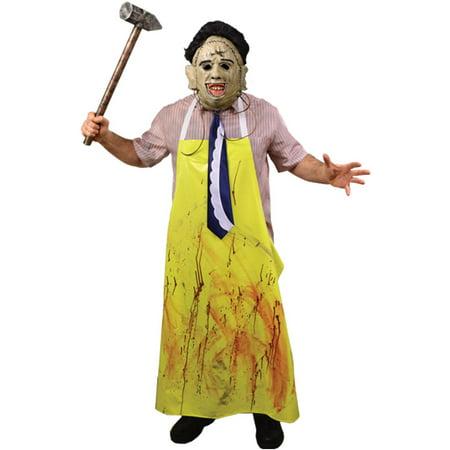 Texas Chainsaw Massacre Costumes (The Texas Chainsaw Massacre Leatherface Costume)