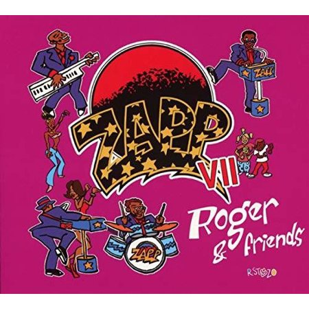 Zapp VII: Roger & Friends (CD) - Zapp Brannigan