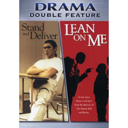 Stand And Deliver   Lean On Me  Double Feature   Full Frame