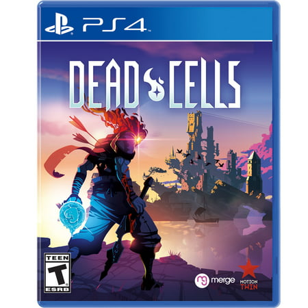 Dead Cells, Merge Games, PlayStation 4, 819335020269