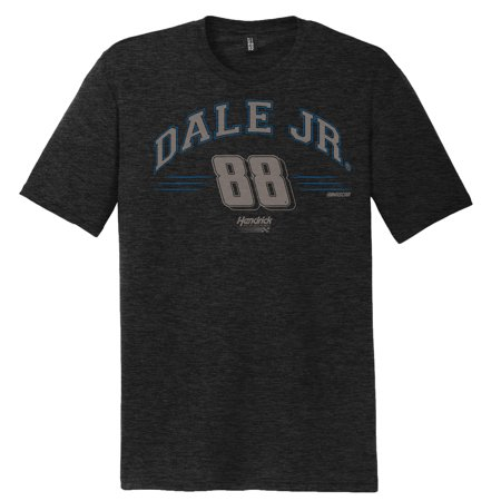 Dale Earnhardt Jr. Discharge Fashion T-Shirt - Black