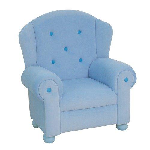Kids Arm Chair - Blue