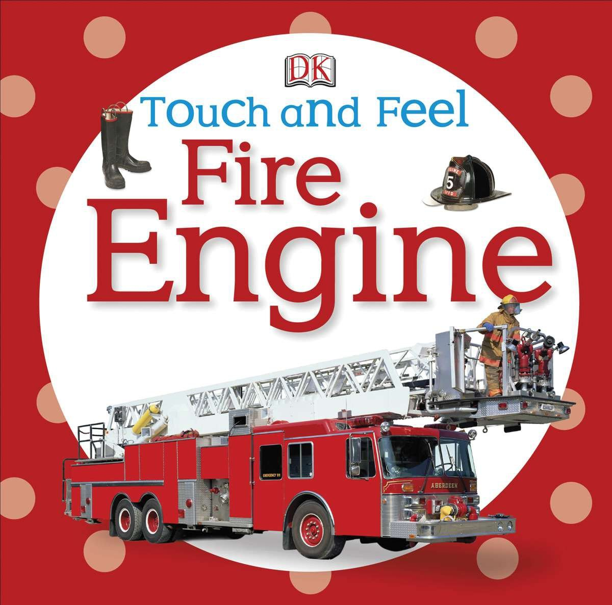 Fire Engine (Board Book)