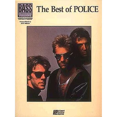 The Best of the Police* (Paperback) (Best Running Shoes For Police Academy)
