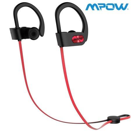 f3758f3b3c3 Bakeey S4 Sport Running Splash Proof Sweatproof Csr4 1 Bluetooth. Mpow Sweatproof  Bluetooth Earbuds Wireless Headphones In Ear Heet Sports. Mpow Sweatproof  ...