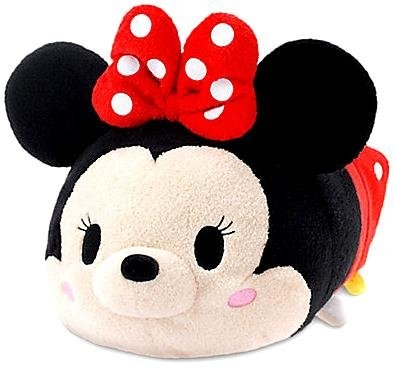 Disney Minnie Mouse ''Tsum Tsum'' Plush Medium 11'' by Minnie Mouse