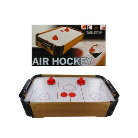Bulk Buys OB640-2 Air Hockey Tabletop Game - Pack of