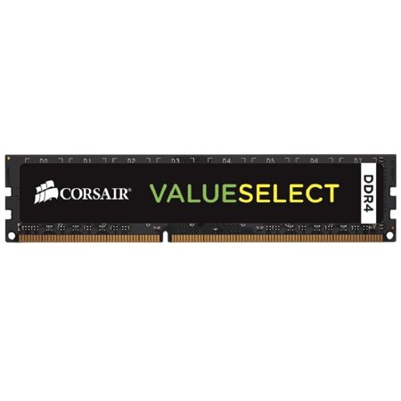Corsair CMV8GX4M1A2133C15 ValueSelect 8GB 288-Pin DDR4 SDRAM DDR4 2133 (PC4 17000) Desktop Memory