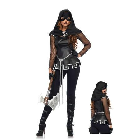 Leg Avenue Grim Executioner Adult Womens Costume - Executioner Costumes