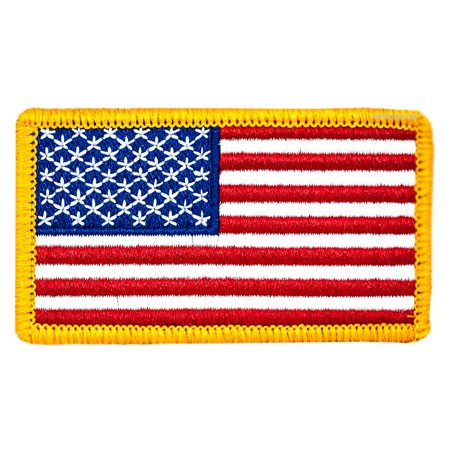 RED/WHITE/BLUE AMERICAN FLAG PATCH WITH HOOK AND - Venezuela Flag Patch