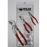 Wilde Tool G256Psp.Np/Vp 3-Piece G250-G251-G253 Hang-Up Vinyl Pouch Set