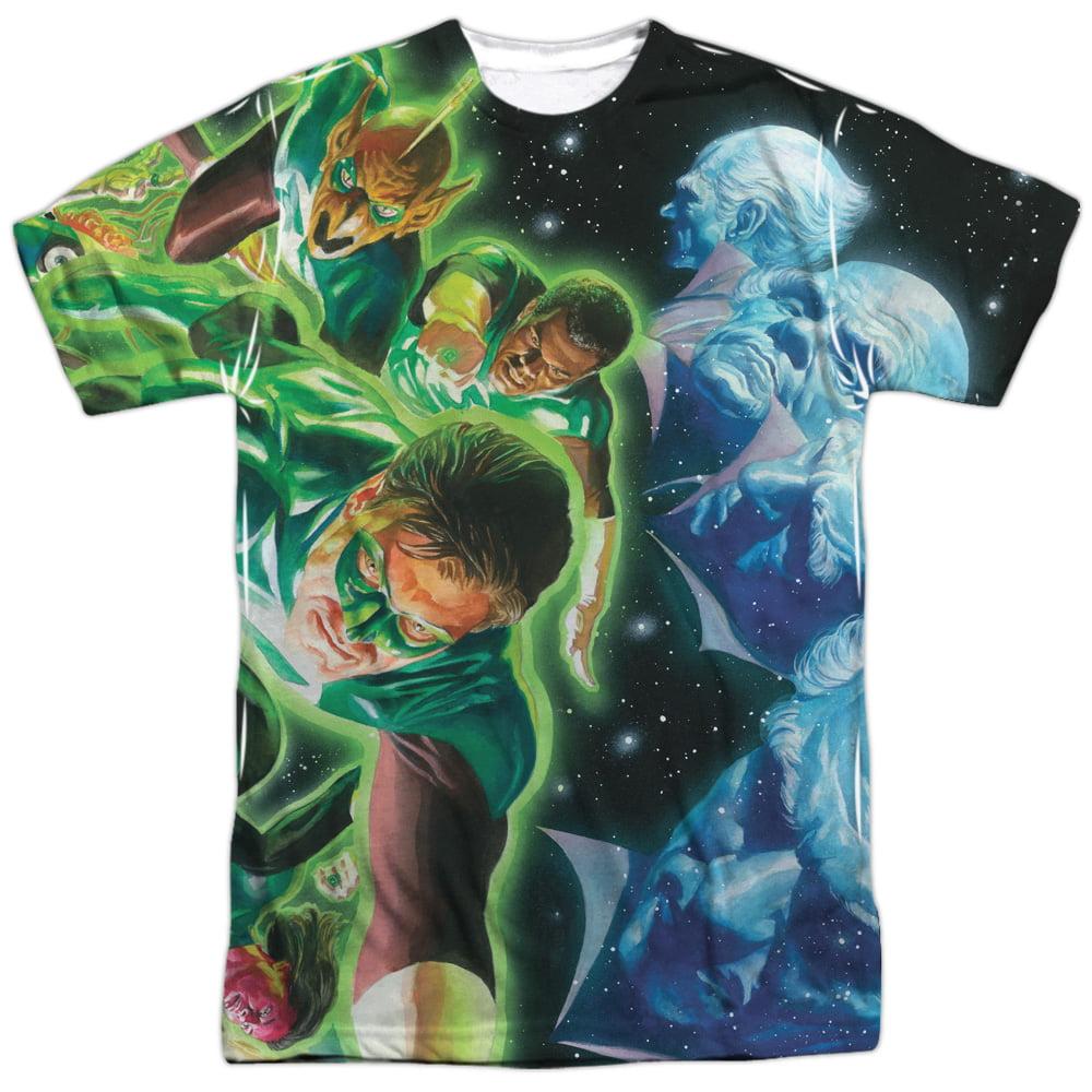 Green Lantern Guardians Mens Sublimation Shirt