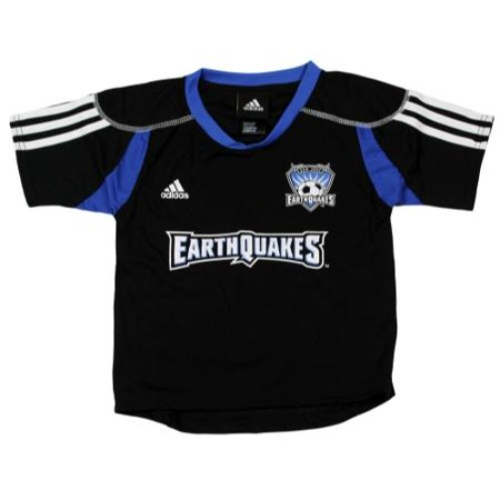 save off e55e6 f039d MLS Soccer San Jose Earthquakes Infants Home Call Up Jersey, Black