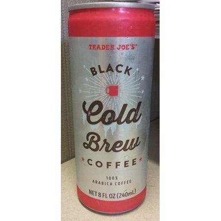 Trader Joe's Black Cold Brew Coffee ()