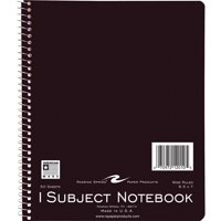 Roaring Spring 1-Subject Spiralbound Notebook, 50 / Each (Quantity)
