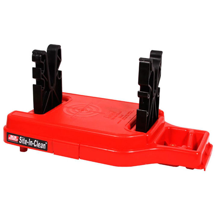MTM Site-In-Clean Gun Rest, Red
