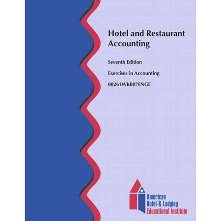 Hotel And Restaurant Accounting  Exercises In Accounting