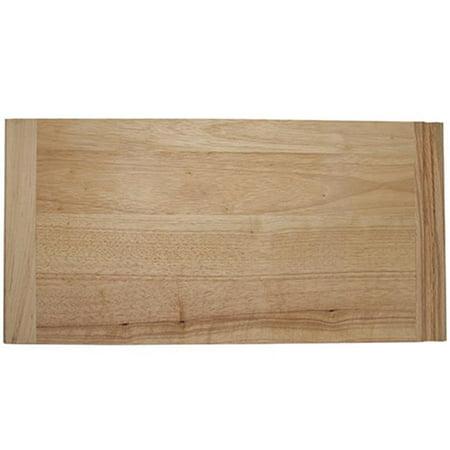 - HD NPBB14 Rubberwood Bread Boards - 0.75 x 14 x 23.50 in.