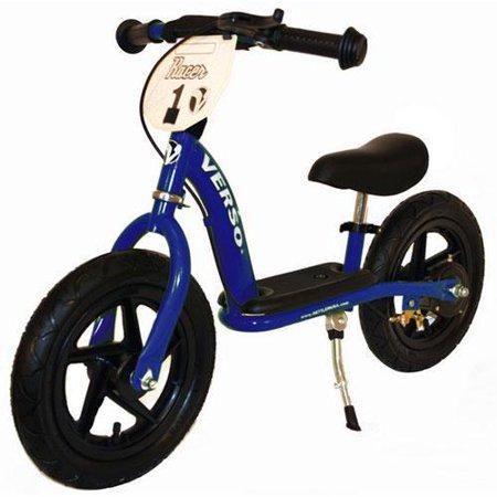 8209565ee09 Verso by Kettler Racer Balance Bike, Blue, 12.5-Inch – BrickSeek