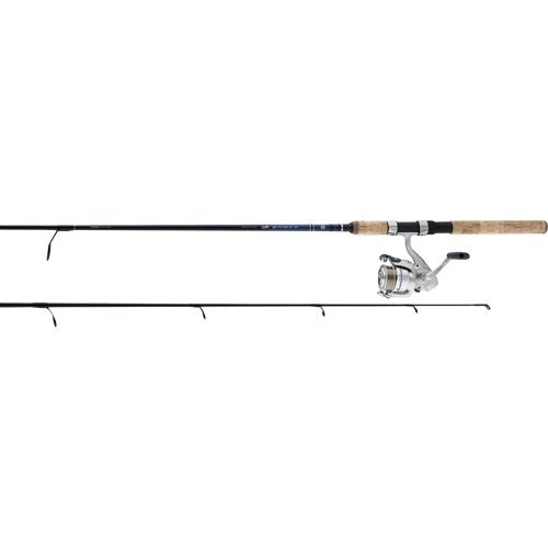 Daiwa D-Shock DSC-B Reel with Fiberglass Rod