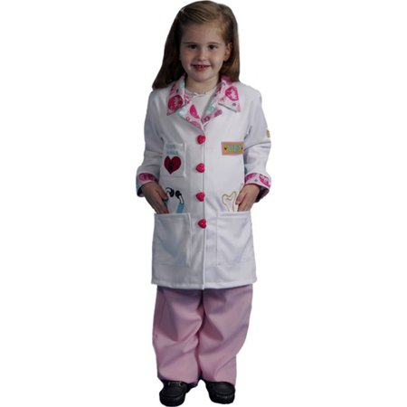 Veterinarian Toddler Costume - Child Veterinarian Costume