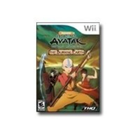 Avatar The Last Airbender :The Burning Earth - Wii