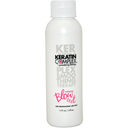 Keratin Complex Smoothing Therapy Express Blowout, 4 (Keratin Complex Smoothing Treatment Vs Brazilian Blowout)