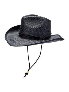 George Black Cowboy Men`s Hat