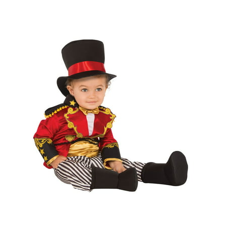 Baby Ringmaster Costume](Thing 1 And 2 Baby Costumes)