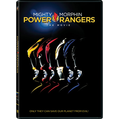 Best Mighty Morphin Power Rangers: The Movie (DVD) deal