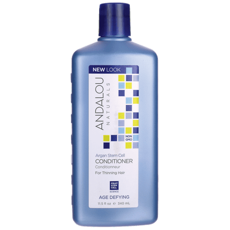 Andalou Naturals Age Defying Argan Stem Cells Conditioner 11.5 fl oz (Best Over The Counter Age Defying Products)
