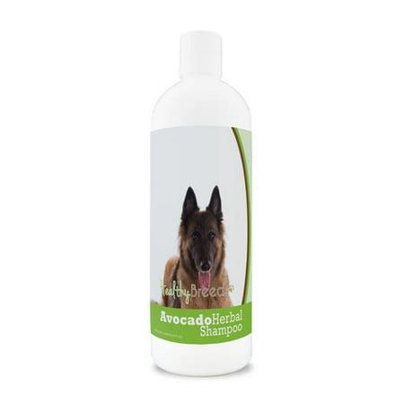 Belgian Tervuren Breed - Healthy Breeds 840235157489 Belgian Tervuren Avocado Herbal Dog Shampoo