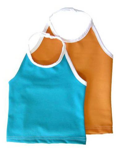 Tankini - 0-12 Months - Turquoise