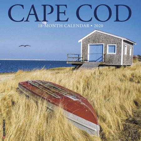 Cape Cod Calendar 2020 Cape Cod 2020 Calendar   Walmart.com
