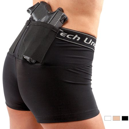 UnderTech UnderCover Women's Concealed Carry Short Shorts