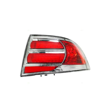 Replacement Passenger Side Tail Light For Acura TL SEPA - Acura tl tail lights