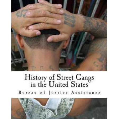 History Of Street Gangs In The United States