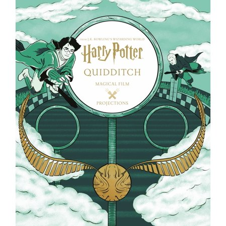 Harry Potter: Magical Film Projections: (Harry Potter Quidditch World Cup Teams)