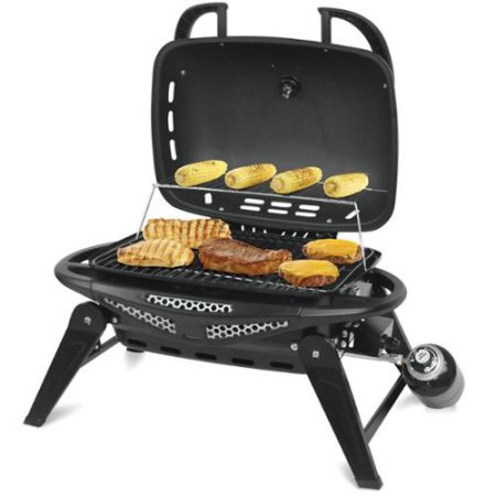 Ordinaire Backyard Grill Gas/charcoal Grill Display Only