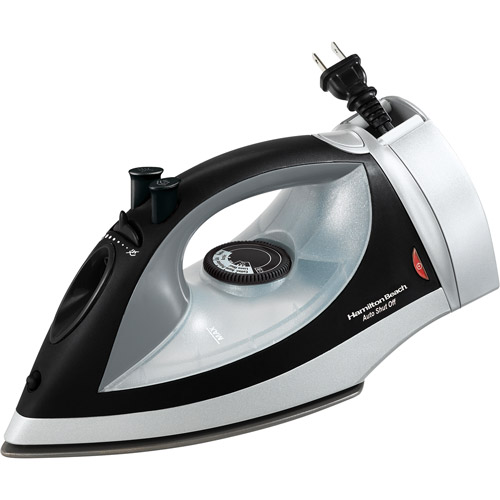 Hamilton Beach Retractable Cord Iron | Model# 14210