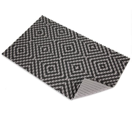 Aspen Pet Ribbed Foam Dog Bowl Mat