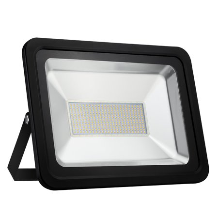 Image of 2X 200W LED Flood Light Warm White Super Bright Garden Camping Outdoor Lighting