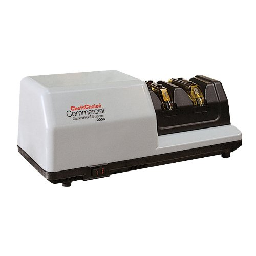 Click here to buy Edgecraft Chef's Choice 2000 2 Stage Professional Knife Sharpener by Edgecraft.
