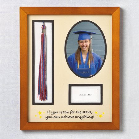 Fun Express - Graduation Keepsake Frame (3d Design) for Graduation - Home Decor - Gifts - Photo Frames & Photo Albums - Graduation - 1 -