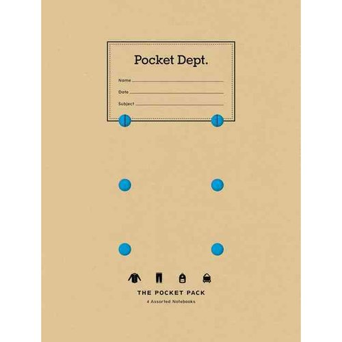 Pocket Department: The Pocket Pack