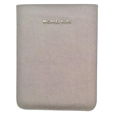 c54584818ffc Michael Kors iPad Mini Sleeve Pouch - Pearl Grey - Walmart.com