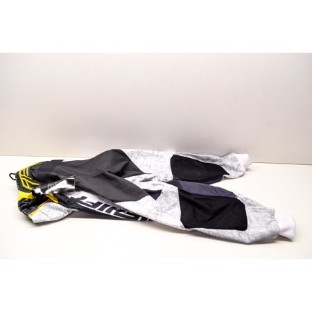 Best Shift 04006-005-130 Strike Race Pant Yellow Size W30 QTY 1 deal