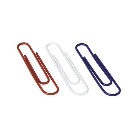 Acco Nylon Coated Paper Clips